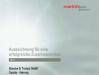Viessmann 2015 / Auszeichnung für erfolgreiche Zusammenarbeit